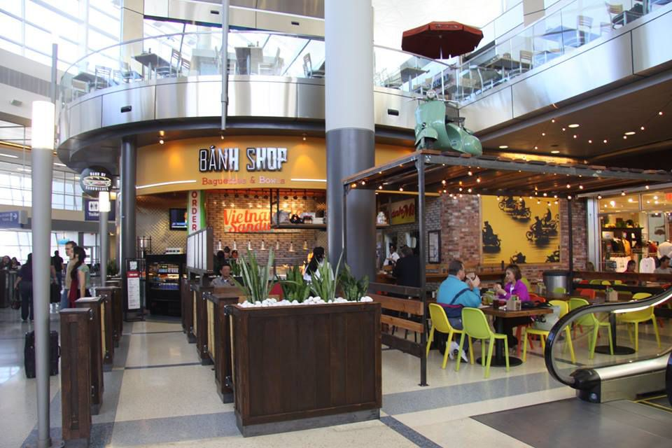 Banh Shop DFW Airport